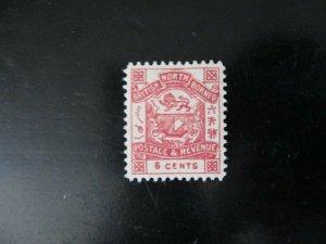 North Borneo #41 Mint Hinged WDWPhilatelic (H6L8)