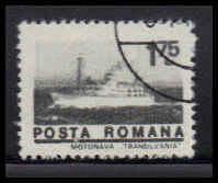 Romania Used Fine D36961