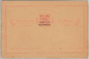 74709 - MOZAMBIQUE  Moçambique  - POSTAL HISTORY -  Stationery Card H & G #  6