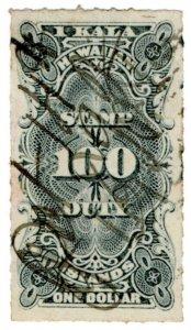 (I.B) Hawaii Revenue : Stamp Duty $1