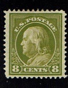 Scott #414 VF-OG-LH. SCV - $37.50