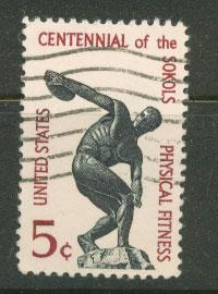 USA   SG  1244 FU