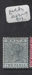 MALTA (PP1303B)  QV  2D  SG23  MOG