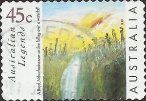 Australia - 1722 - Used - SCV-0.55