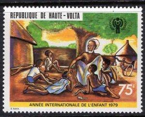 Burkina Faso (1979) #494 MNH