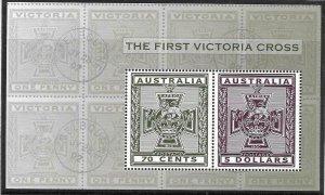 2015   AUSTRALIA  -  SG.  MS 4315  -  VICTORIA CROSS  -  MNH