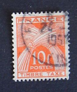 France, 1943-1946, Wheat Sheaves, ((7-(2F-3IR))