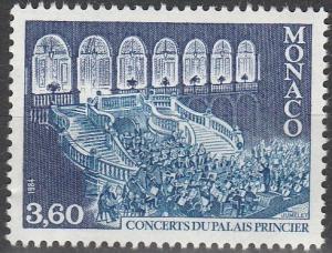 Monaco #1435  MNH VF  (SU2483)