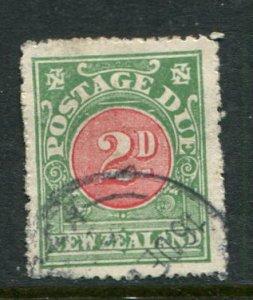 New Zealand #J18 Used