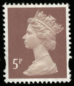 Queen, Great Britain (T-4757)