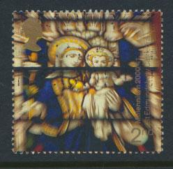 Great Britain SG 2170  Used    - Spirit and Faith