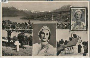 56992 - BELGIUM - POSTAL HISTORY: MAXIMUM CARD 1936 - ROYALTY