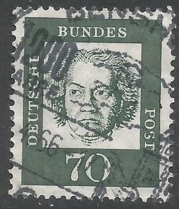 GERMANY 835 VFU Q954-5