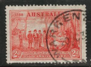 AUSTRALIA Scott 163 used