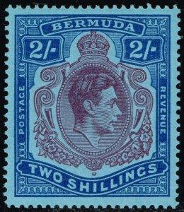Bermuda #123a King George VI; MNH (5Stars)