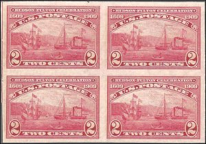 373 Mint,OG,NH... Block of 4... SCV $160.00