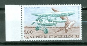ST.PIERRE & MIQUELON  AIR  #C66...MNH...$2.50