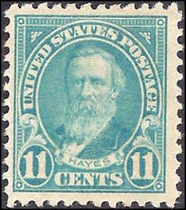 563 Mint,OG,H... SCV $1.25