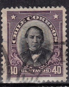 CHILE SC# 121   USED  1912-13  SEE SCAN