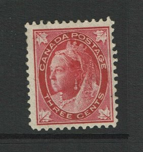 Canada SC# 69, Mint Hinged, Hinge Remnants - S11370