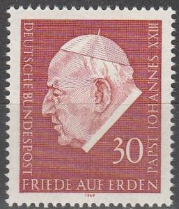 Germany #1011 MNH F-VF  (V2390)