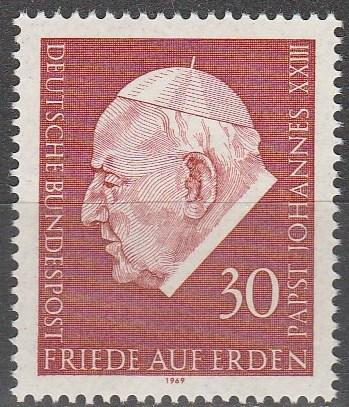 Germany #1011 MNH F-VF  (V2390)