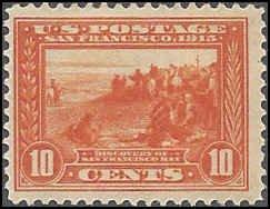 400A Mint,OG,HR... SCV $175.00