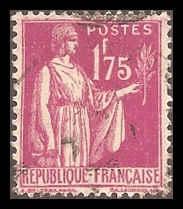 France 283 Used VF