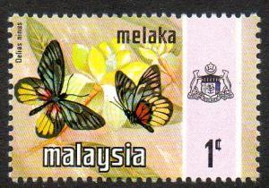 Malaysia, Malacca  Scott  176  Mint