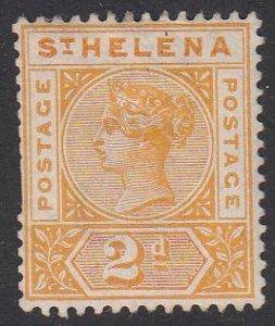 St. Helena 43 MH CV $6.00