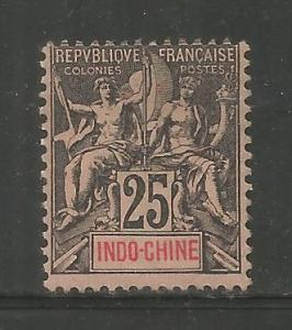 INDO, CHINA, 13, MNH, COLONIES