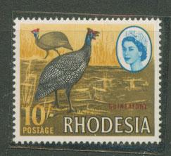 Rhodesia SG 386   mint very light hinge