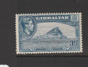 Gibraltar GV1 1938/51 3d P13.5 MM SG 125