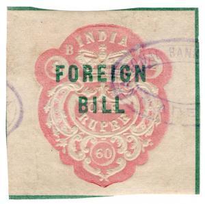 (I.B) India Revenue : Foreign Bill 1R