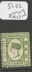 Labuan SG 52 MNG (7cly)