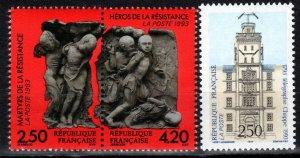 France #2364-6  MNH CV $4.10 (X284)