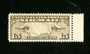 US Stamps # C8 Gem Jumbo OG NH