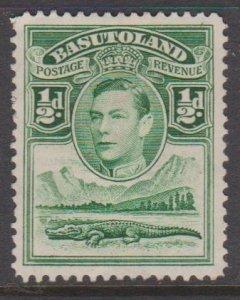 Basutoland Sc#18 MNG