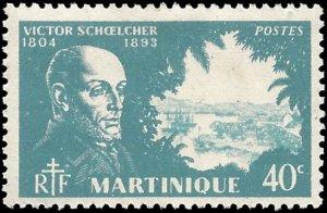 Martinique 1945 #200 Mint H