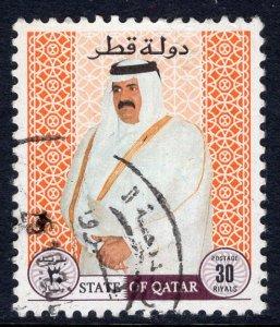 Qatar 891 Used VF