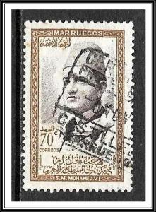 Morocco Northern Zone #13 Sultan Mohammed V Used