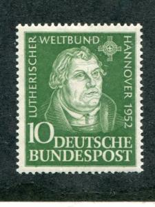 Germany #689 Mint NH  VF - LPS