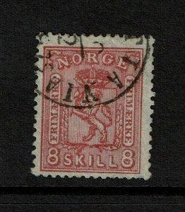 Norway SC# 15, Used - S9197
