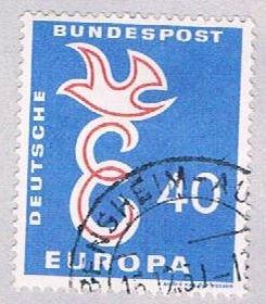 Germany Europa 40 blue (AP102815)