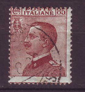 J24768 JLstamps 1908-27 italy used #110
