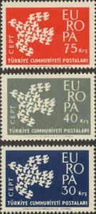 Turkey 1518-1520 Mint VF H