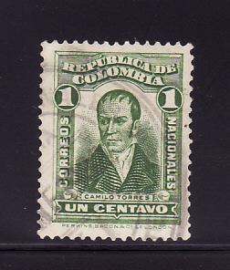Colombia 340 U Camilo Torres, Roman Catholic Priest (A)