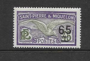 ST PIERRE #124  MLH