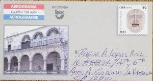 O) 2013 CUBA, CARIBBEAN, UPAEP CONGRESS, PALACIO DEL CONDE DE LOMBILLO, PLAZA