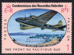 NEW HEBRIDES-FRENCH SCOTT 142